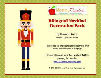 Bilingual Navidad Pack