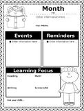 Bilingual Newsletter