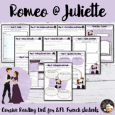 Reading Unit Romeo and Juliet