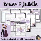 Reading Unit Romeo @ Juliet