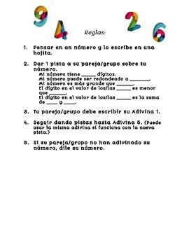 Bilingual Number Guess