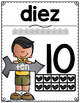 Bilingual Number Posters