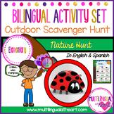 Bilingual Outdoor Nature Scavenger Hunt