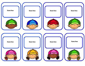 Bilingual Pairs Cards Format Editable (Dual Language)