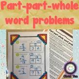 1.3B Bilingual Part part whole word problems