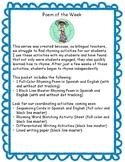 Bilingual Poem of the Week: Leo toda la semana