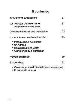 Bilingual Preschooler: Las lecciones de la letra I