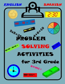 Bilingual Problem Solving Activities