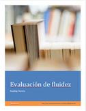 Bilingual Reading Fluency Reports/Reportes de fluidez de lectura