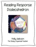 Bilingual!!! Reading Response Dodecahedron