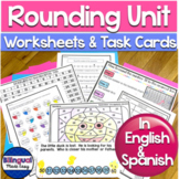 Bilingual Rounding Unit in English & Spanish
