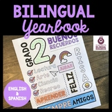 Bilingual Second Grade Yearbook