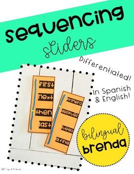 Bilingual Sequencing Slider