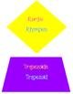 Bilingual Shape Names