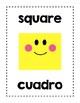 Bilingual Shape Posters
