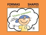 Bilingual Shapes   (English Portugues)