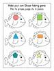 Shapes - Formas PACK (Bilingual English & Spanish)