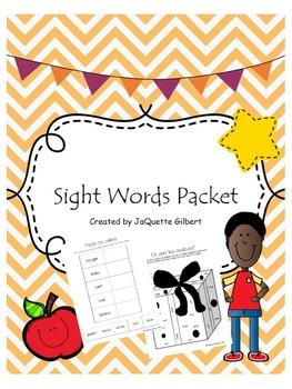 Bilingual Color Sight Words