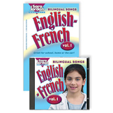 Bilingual Songs: English-French, vol. 1, Digital Download