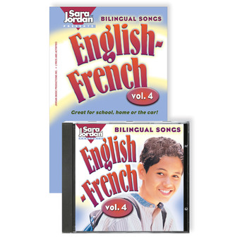Bilingual Songs: English-French, vol. 4, Digital Download