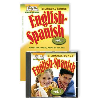 Bilingual Songs: English-Spanish, vol. 1, Digital Download