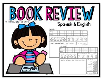 Bilingual (Spanish & English) Kid-Friendly Book Review