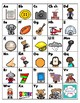 Bilingual (Spanish and English) Alphabet Poster or Sound Map FREEBIE