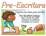 Bilingual Spanish/English Writing Process Signs - Proceso