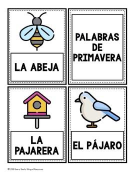 Bilingual Spring Bundle