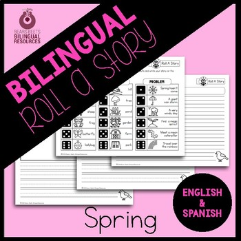 Bilingual Spring Roll a Story
