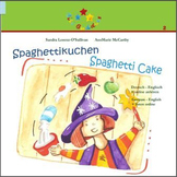 Short Story Book 2 German/English (birthday, family members, numbers, food)