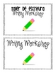 """Bilingual, """"Super Themed"""" Writing Workshop Posters"""