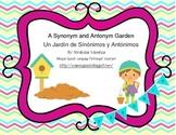 Bilingual Synonym and Antonym Match Game