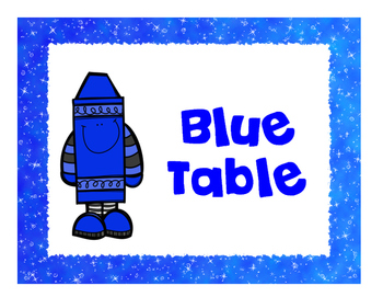 Bilingual Table Lables
