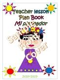Bilingual-Teacher Planner 2018-2019