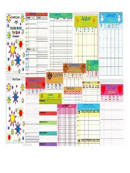 Bilingual Teacher Planner