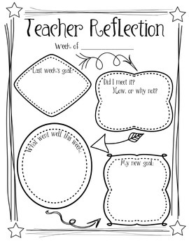 Bilingual Teacher Reflection & Goals