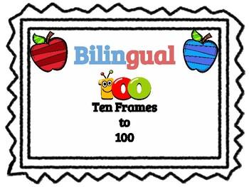 Bilingual Ten Frames
