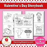 Bilingual Valentine's Day Storybook