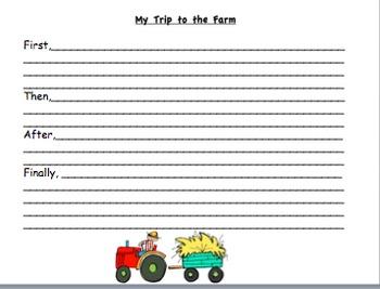Bilingual Version - La Granja/A Trip to the Farm