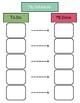 Bilingual Visual Schedule - Editable