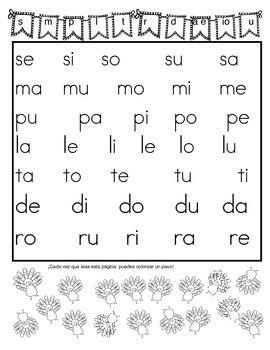 Bilingual Word Wall Words