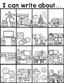 Bilingual Writing Paper and Topics