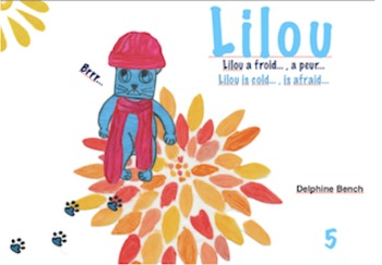 Bilingual book (English-French) for children from 3 to 7 years old - Lilou5