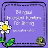 Bilingual emergent readers - Spring (Spanish/English)