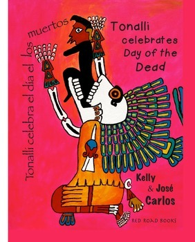 Day of the Dead bilingual book teaches traditions (non-fiction)