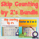 Skip counting by twos bundle