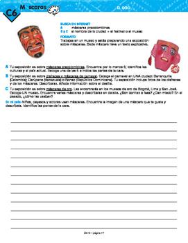 WRITING ASSIGNMENTS - THE ARTS - Frida Kahlo, Velázquez, Don Quijote, Celia Cruz