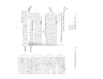 Bilinguialism in Ameirca Rhetorical Analysis