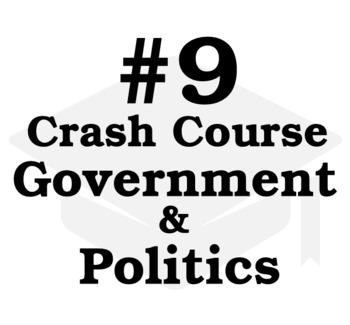 Bill Becomes a Law: Crash Course Government #9 Cornell Worksheet